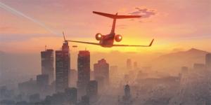 A beautiful, smog-covered metropolis