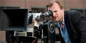 Christopher Nolan I think would make an excellent game developer. He's almost there.